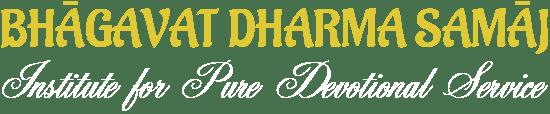 Bhagavat Dharma Samaj